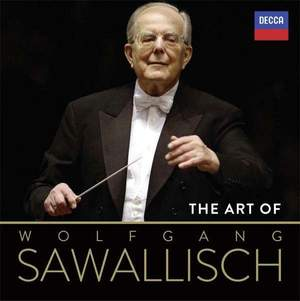 The Art of Wolfgang Sawallisch Product Image