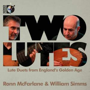 Two Lutes: Lute Duets from England's Golden Age