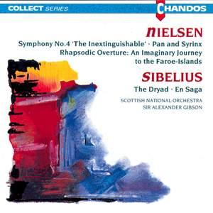 Nielsen & Sibelius: Orchestral Works