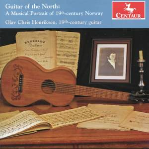 Guitar of the North: A Musical Portrait of 19th-century Norway