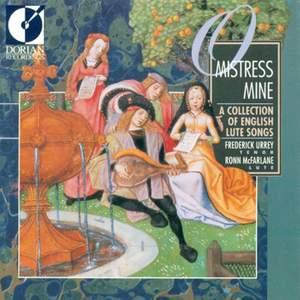 O Mistress Mine (A Collection of English Lute Songs)