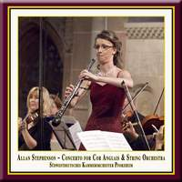 Stephenson, A: Concerto for Cor Anglais and String Orchestra