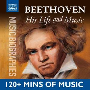 Beethoven: His Life In Music Product Image