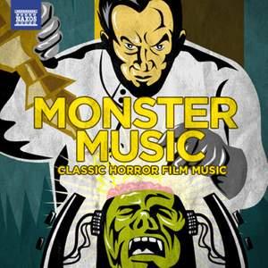 Monster Music: Classic Horror Film Music