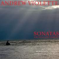 Violette: Sonatas for Cello and Clarinet