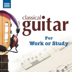 Classical Guitar for Work or Study