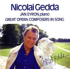 Great Opera Composers in Song