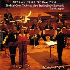 Nicolai Gedda & Tatiana Gedda Viennese Delights