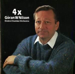 Goran W. Nilson: 4x
