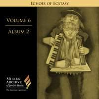 Volume 6, Album 2 - Yehudi Wyner, Abraham W Binder etc.