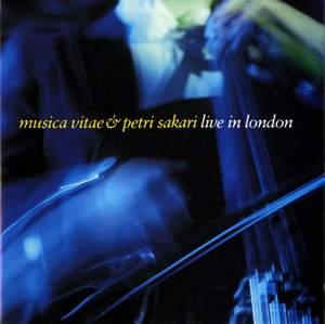 Musica Vitae & Petri Sakari: Live in London