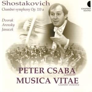 Shostakovich: Chamber Symphony Op. 110a