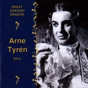 Great Swedish Singers: Arne Tyren (1958-1969)