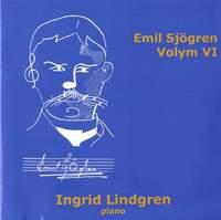 Sjogren: Piano Music, Vol. 6