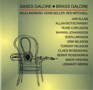 Saxes Galore - Brass Galore