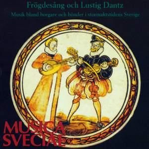 Frögdesång och Lustig Dantz