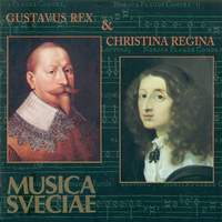 Music for Gustavus Adolphus and Queen Christina