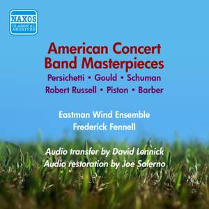 American Concert Band Masterpieces