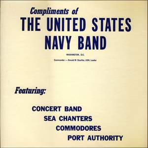 Compliments of the United States Navy Band