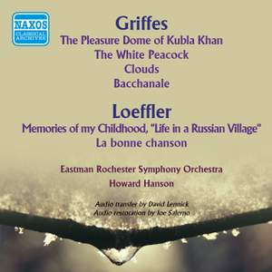 Music of Griffes and Loeffler