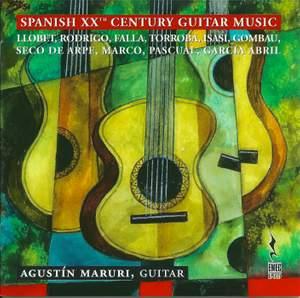 Spanish XXth Century Guitar Music