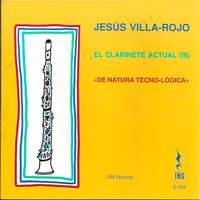 Jesus Villa-Rojo el clarinet actual (III)