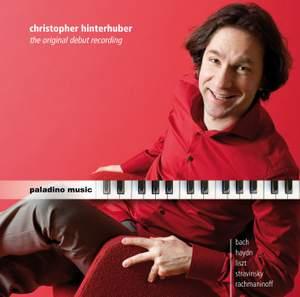 Christopher Hinterhuber: The Original Debut Recording Product Image