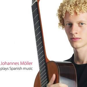 Johannes Möller plays Spanish Music