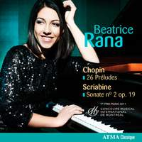Beatrice Rana plays Chopin & Scriabin