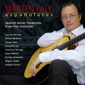 Espanoletas - Spanish Guitar Favourites from Five Centuries