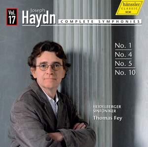 Haydn - Complete Symphonies Volume 17