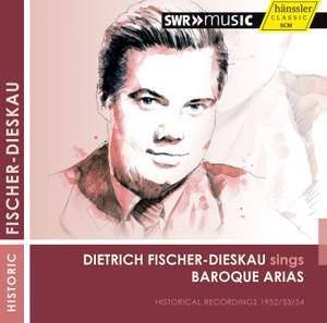Dietrich Fischer-Dieskau sings Baroque Arias (1952-1954)