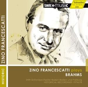 Zino Francescatti plays Brahms