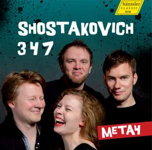 Shostakovich: String Quartets Nos. 3, 4 & 7