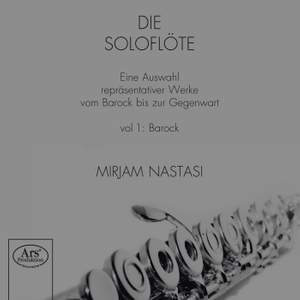 Die Soloflote, Vol. 1: Barock