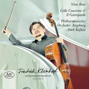 Rota: Cello Concertos & Il Gattopardo