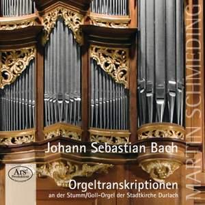 Bach: Orgeltranskriptionen