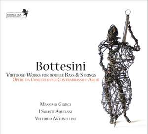 Bottesini: Virtuoso Works for Double Bass and Strings