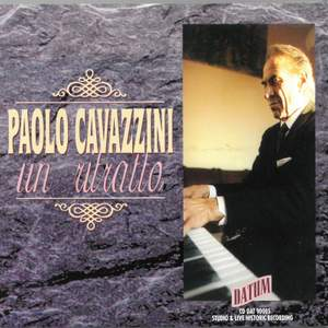 Paolo Cavazzini: A Portrait