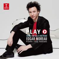 Play: Works for cello and piano