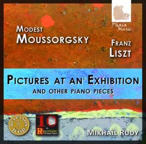 Mikhail Rudy plays Mussorgsky & Liszt