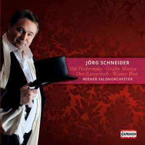 Jörg Schneider: World-Famous Operetta Arias and Scenes
