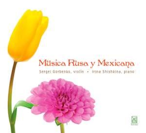 Musica Rusa y Mexicana