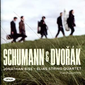 Dvorak & Schumann: Piano Quintet Product Image