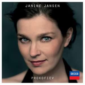 Janine Jansen plays Prokofiev Product Image