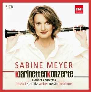 Sabine Meyer Clarinet Connection: Clarinet Concertos