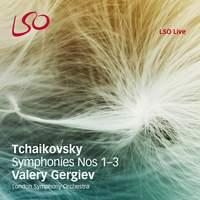 Tchaikovsky: Symphonies Nos. 1-3