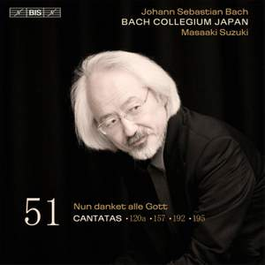 Bach - Cantatas Volume 51
