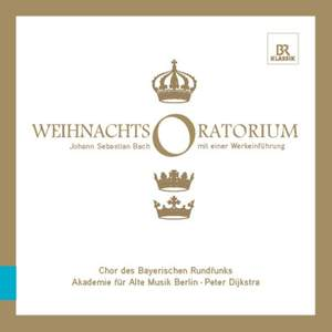 JS Bach: Christmas Oratorio & Introduction Product Image