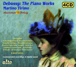 Debussy: The Piano Works